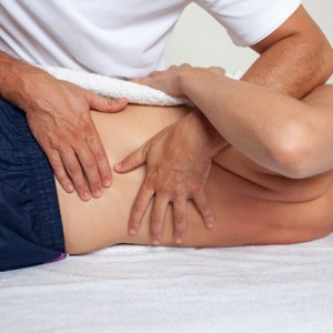 Manuell terapi rygg